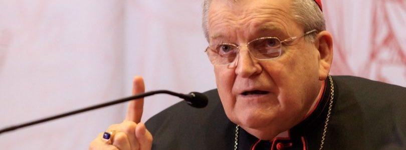 Kardinál Burke: Katolícki politici, ktorí presadzujú tzv. homosexuálne manželstvá sú exkomunikovaní
