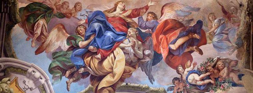 15.8. Sviatok nanebovzatia Panny Márie