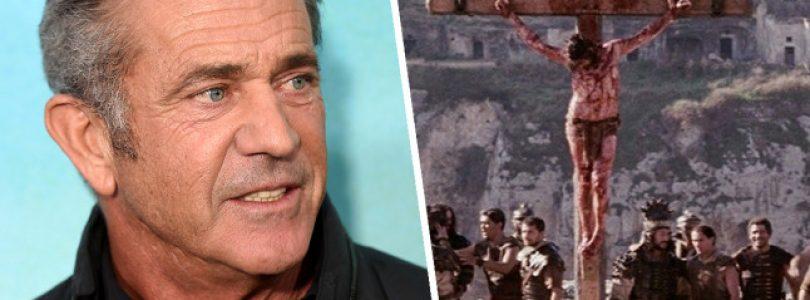 Mel Gibson pripravuje film o vzkriesení Krista